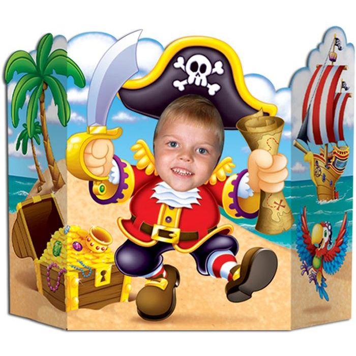 Organiser un goûter d'anniversaire pirate