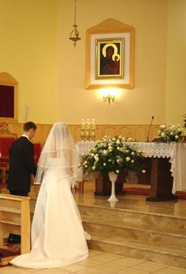 Eglise de mariage